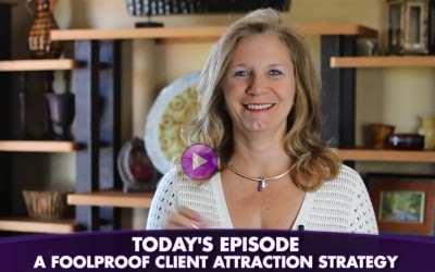 Episode #83 – Brand New 4-Step Client Attraction System Designed for Coaches & Consultants