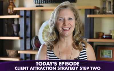 Episode #84 – 4-Step Client Attraction System Designed for Coaches & Consultants Part II