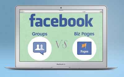What's Better For Your Biz… Facebook Group or Business Page?