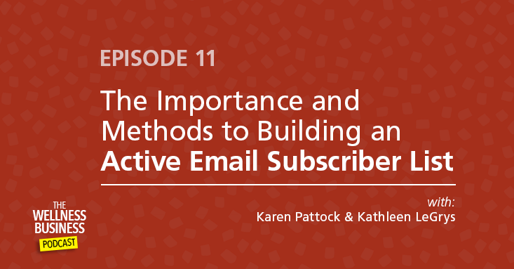 How To Build An Active Email Subscriber List