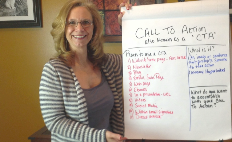 How To Use A Call To Action To Get More Clients