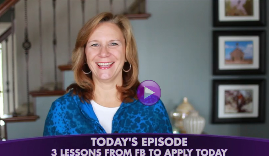 Episode #64 – 3 Lessons From Facebook's Business Model