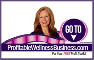 PROFITABLE WELLNESS BUSINESS