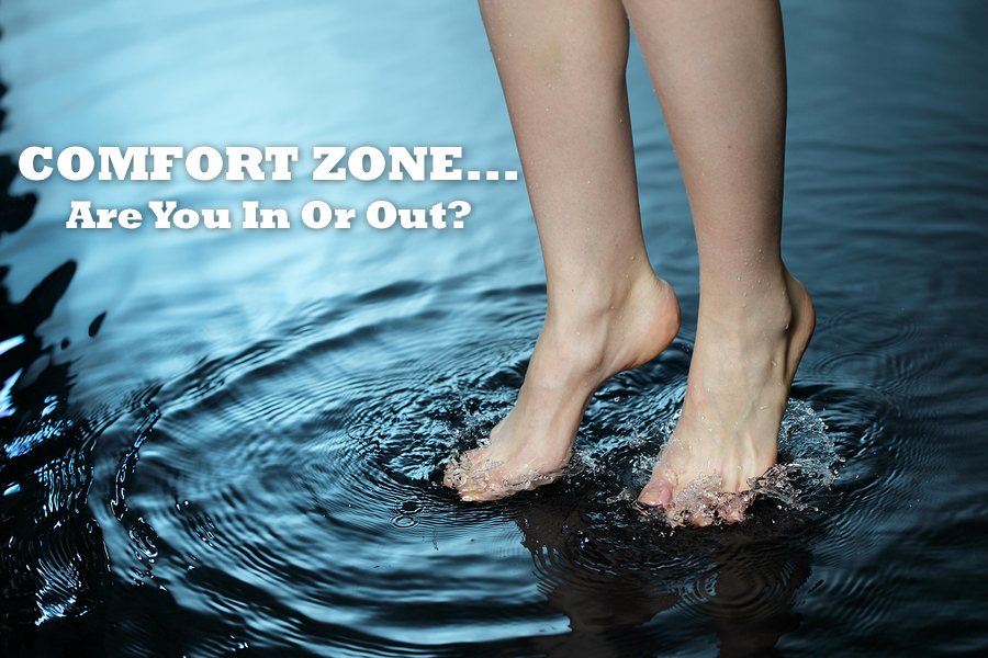 Why Staying In Your Comfort Zone Is Costing You Sales
