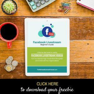 FACEBOOK LIVESTREAM FREEBIE IMAGE