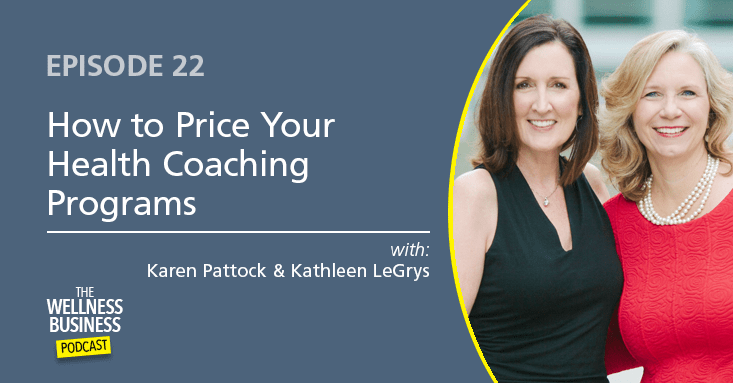 How To Price Your Health Coaching Programs