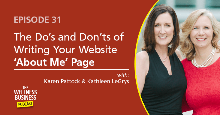 The Do's & Don'ts of Writing Your Website About Me Page