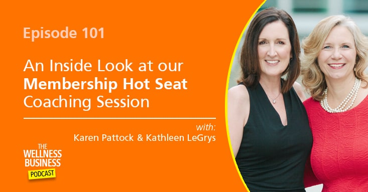 An Inside Look at Hotseat Coaching with a Business Coach