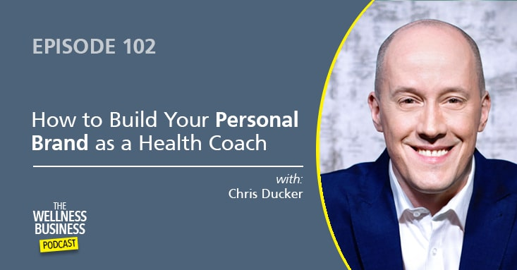 Chris Ducker Shares How to Build Your Personal Brand