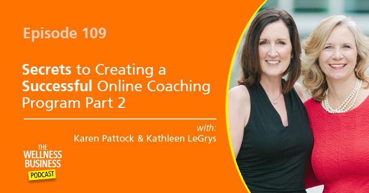 Your Online Coaching Program Blueprint – Part 2