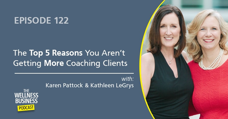 The Top 5 Reasons Your Client Attraction Isn't Working