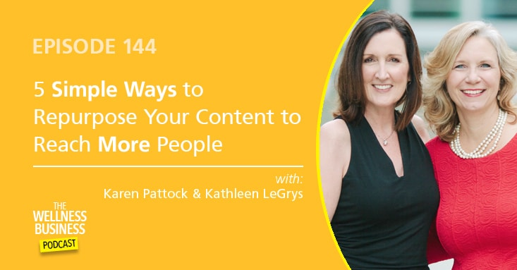 5 Simple Ways to Repurpose Content to Reach More People