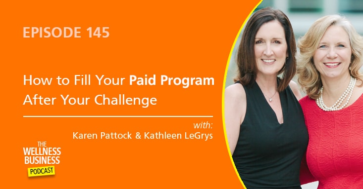 How to Use Challenges To Fill Your Paid Program