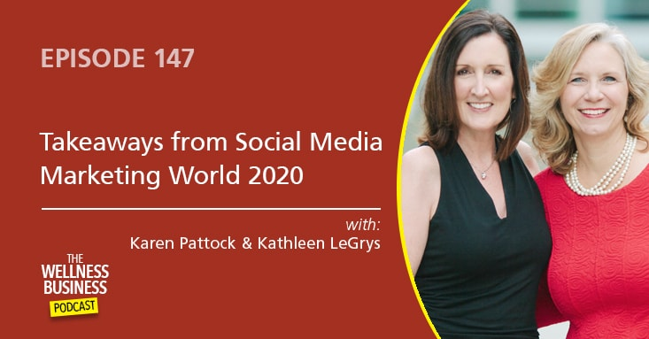 Takeaways from Social Media Marketing World 2020