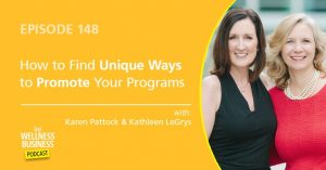 Promote Your Health Coaching Program