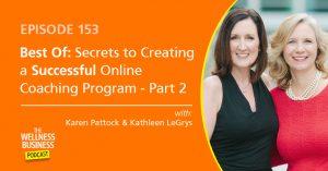 Online Coaching Program
