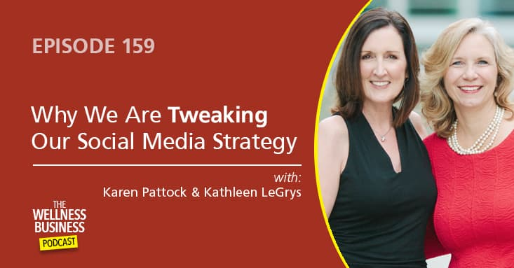 Behind the Scenes: Why We Are Tweaking Our Social Media Strategy