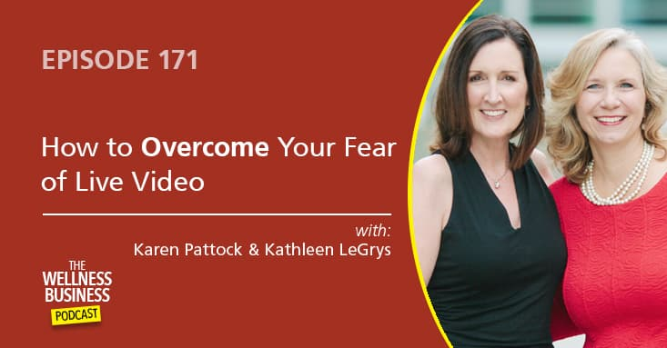 How to Conquer Your Fear of Livestream Video