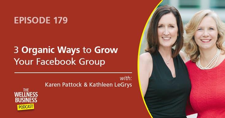 3 Organic Ways to Grow Your Facebook Group