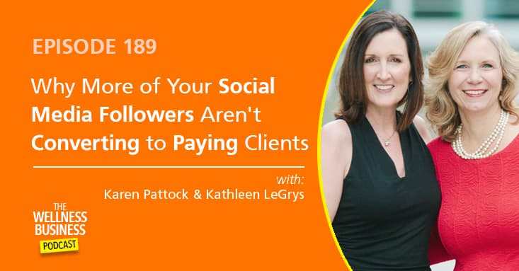 Why More of Your Social Media Followers Aren't Converting To Paying Clients
