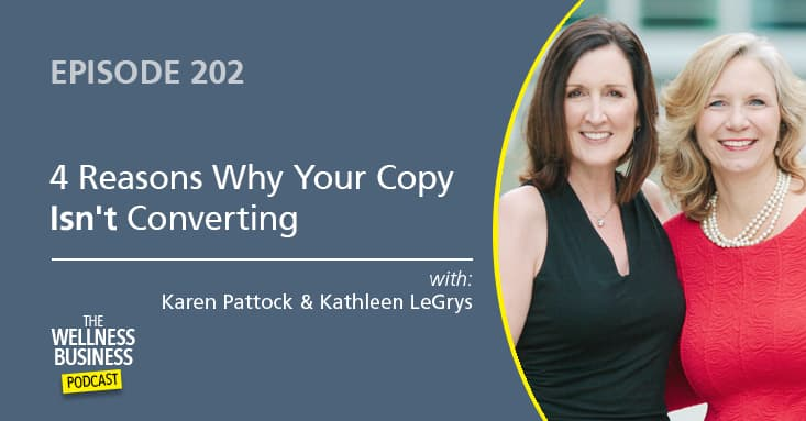 4 Reasons Why Your Copy Isn't Converting