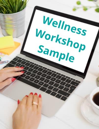 Wellness Workshop Sample