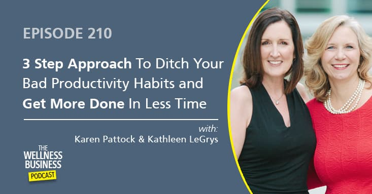 3 Step Approach To Ditch Your Bad Productivity Habits and Get More Done In Less Time