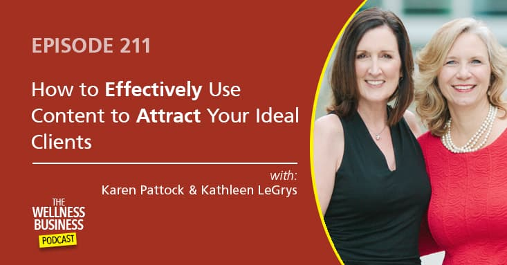 How to Effectively Use Content to Attract Your Ideal Clients