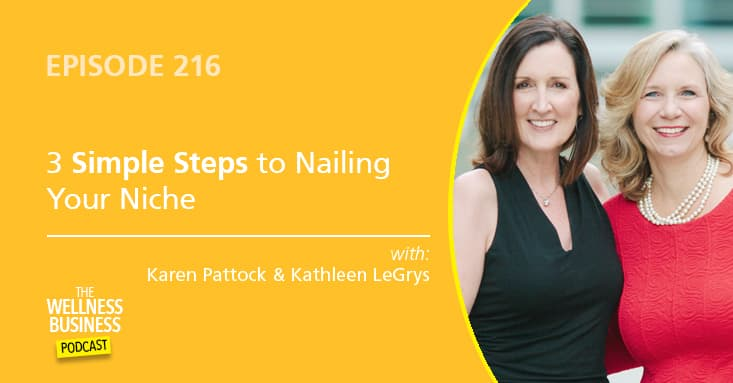 3 Simple Steps to Nailing Your Niche